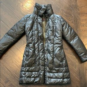 Belstaff puffer coat